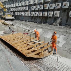 SBB Bauprojekt Eppenberg