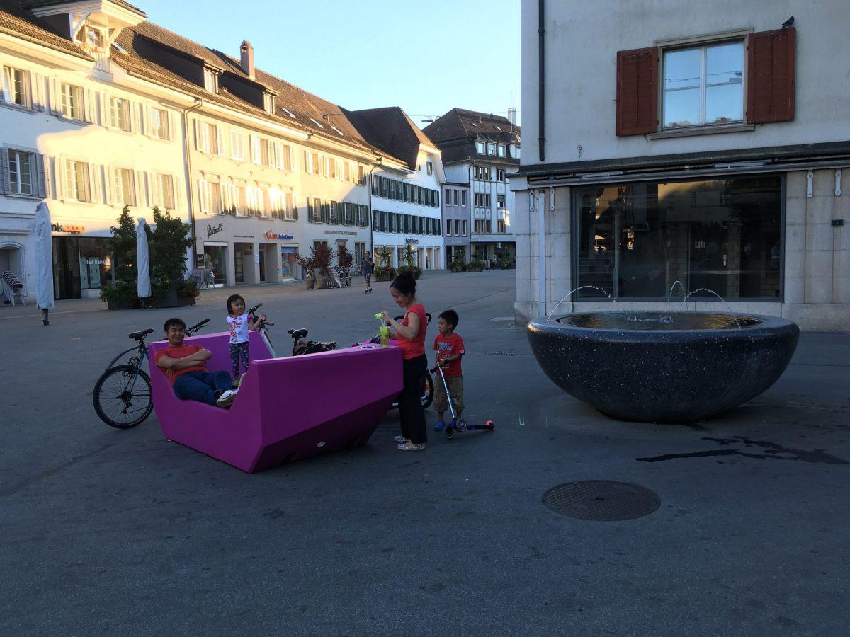 Olten ist nicht Düsseldorf und auch nichtWien