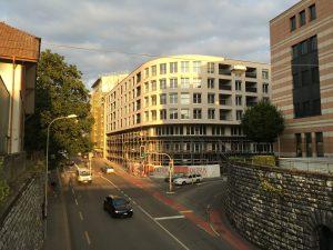 Olten Aarepark Neubau 2016