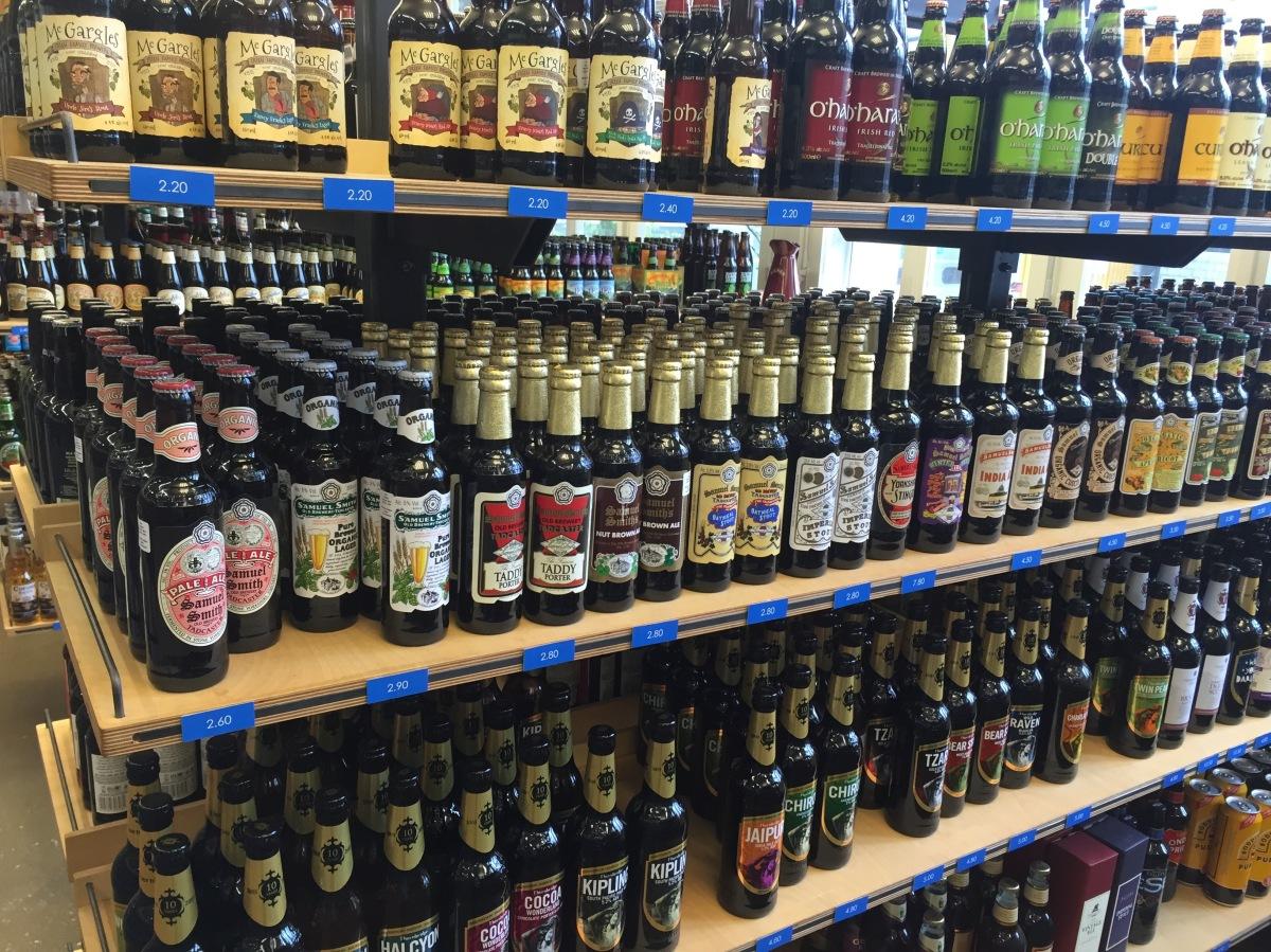 Oltner Bierparadies im Industriequartier