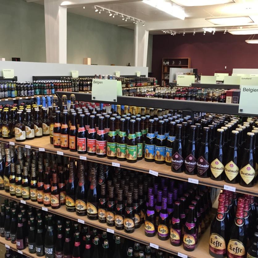 Wittich Weine und Biere AG Olten