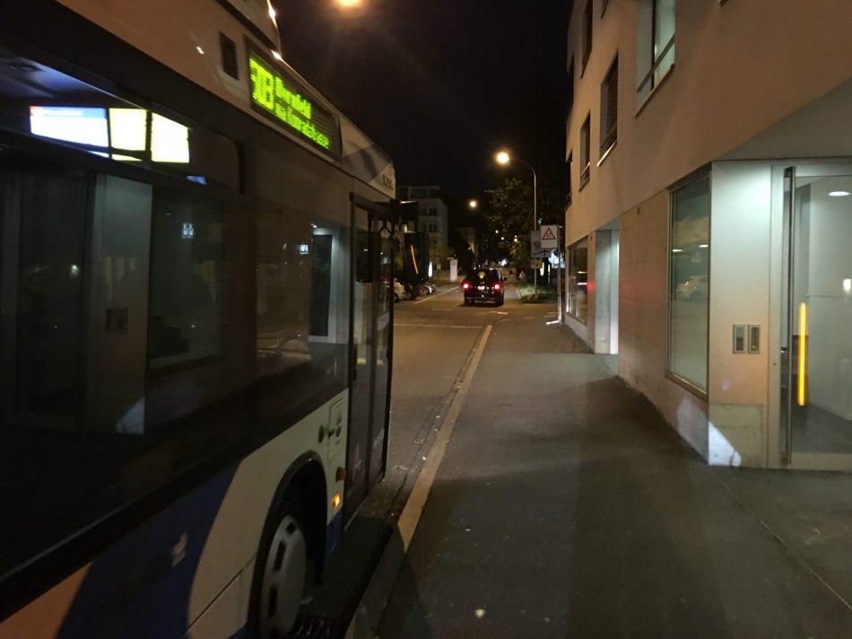 Bus BOGG Bhf Olten