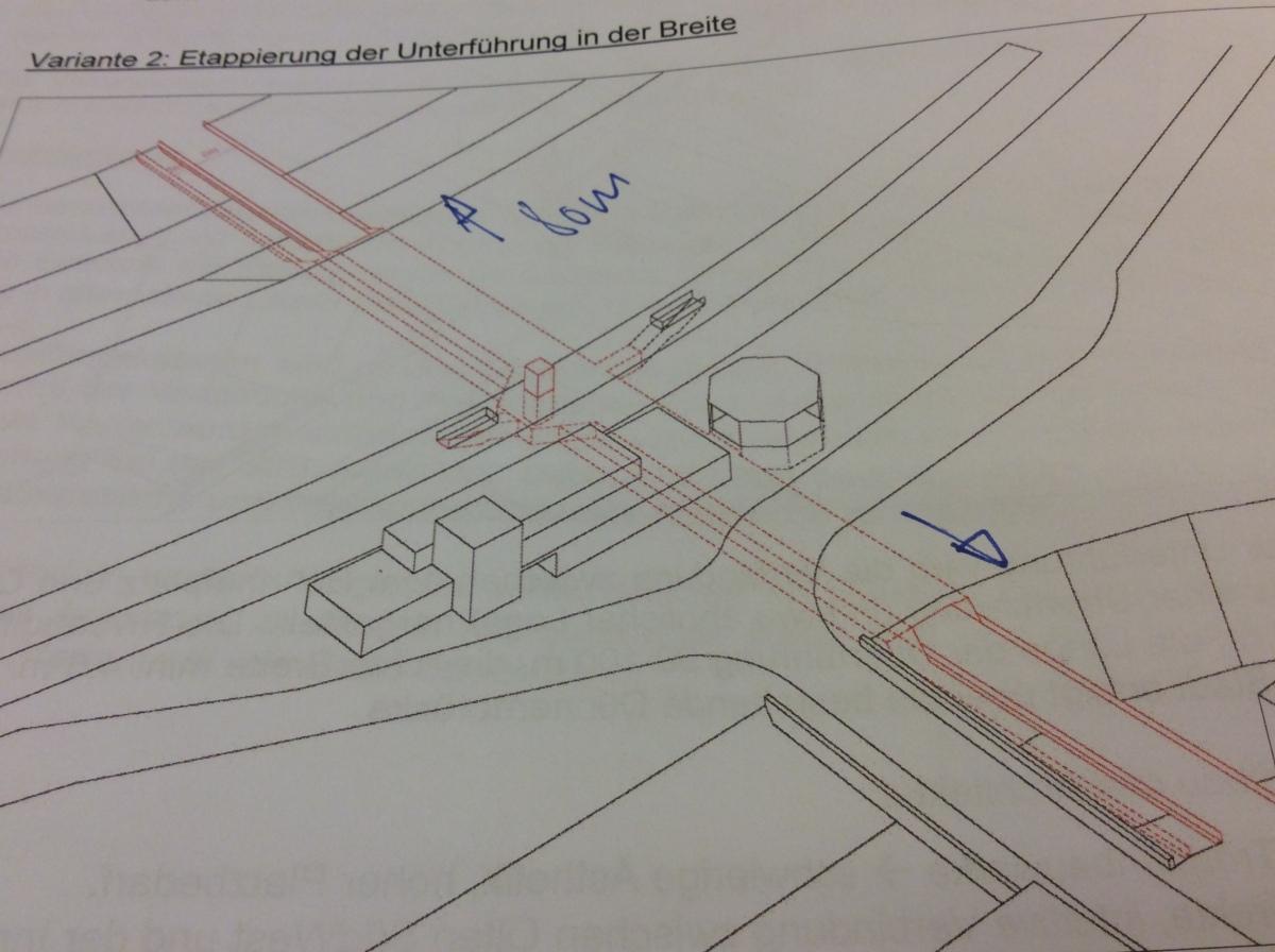 Stadtteilverbindung Hammer – Rückweisung durch das OltnerParlament