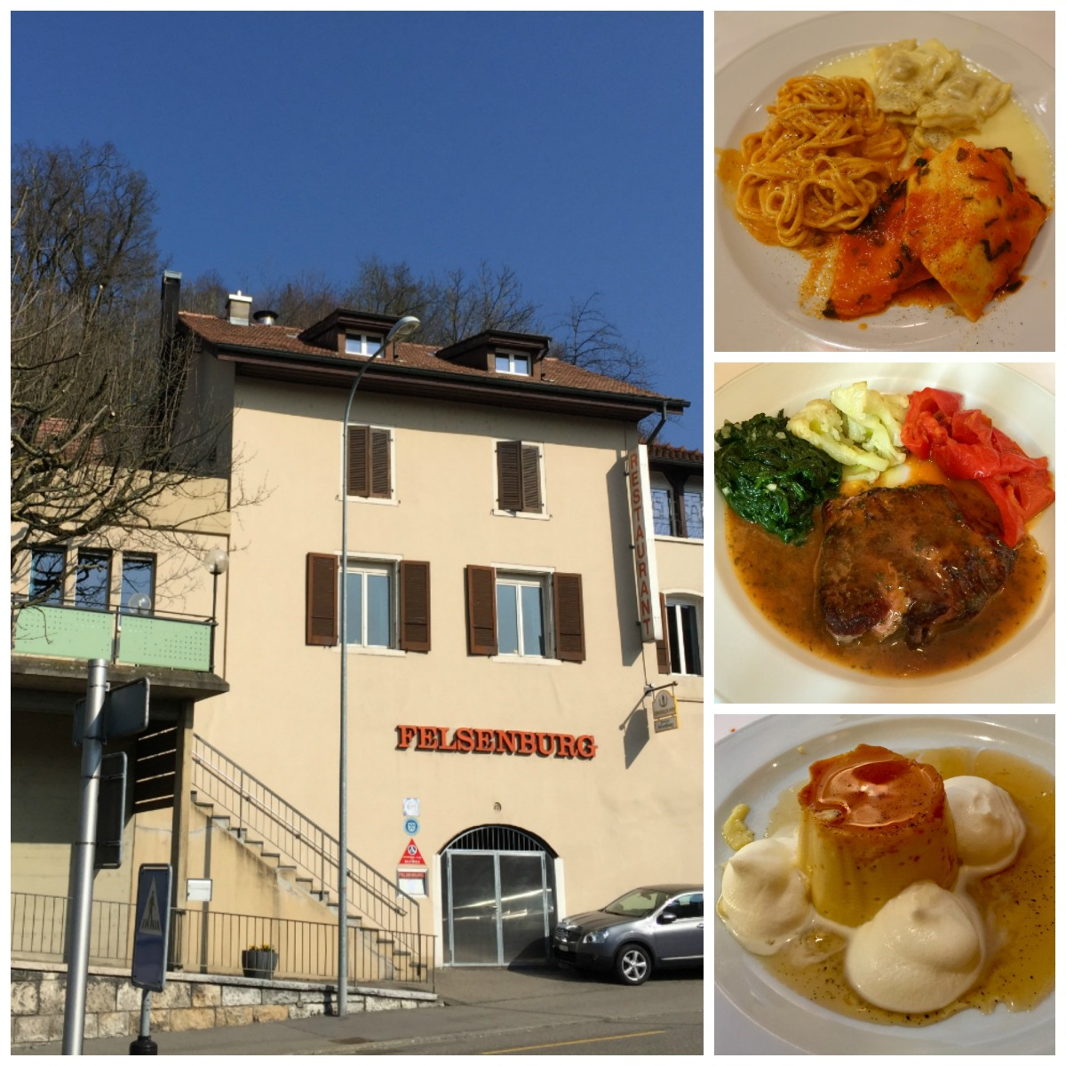 Restaurant Felsenburg in Olten – Die Ära des italienischen Traditionslokals geht zuEnde