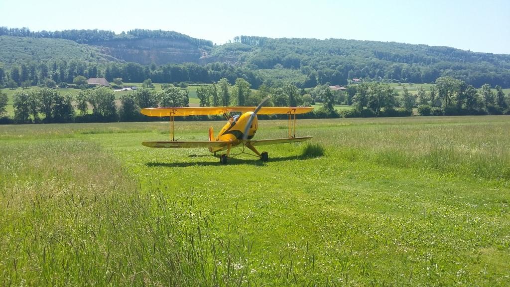Flugplatz Gheid Olten
