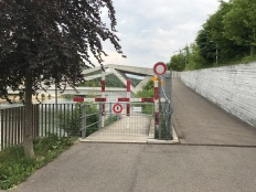 Uferweg Chessiloch Olten