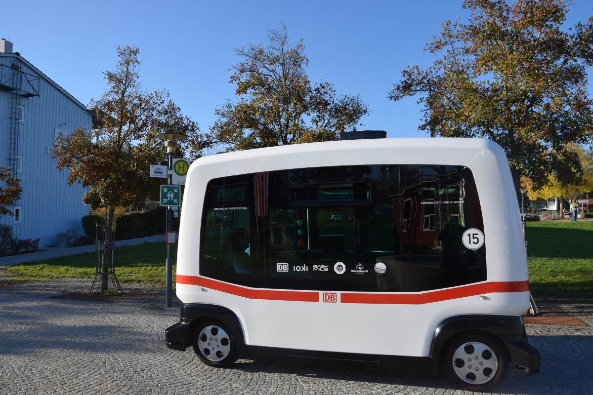 Selbstfahrende Fahrzeuge für eine innovative Verkehrserschliessung von OltenSüdwest?