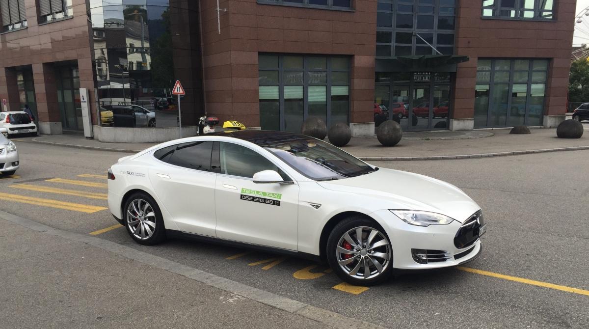 Neues Taxireglement: Chance für mehr Service und Transparenz für OltnerTaxikunden