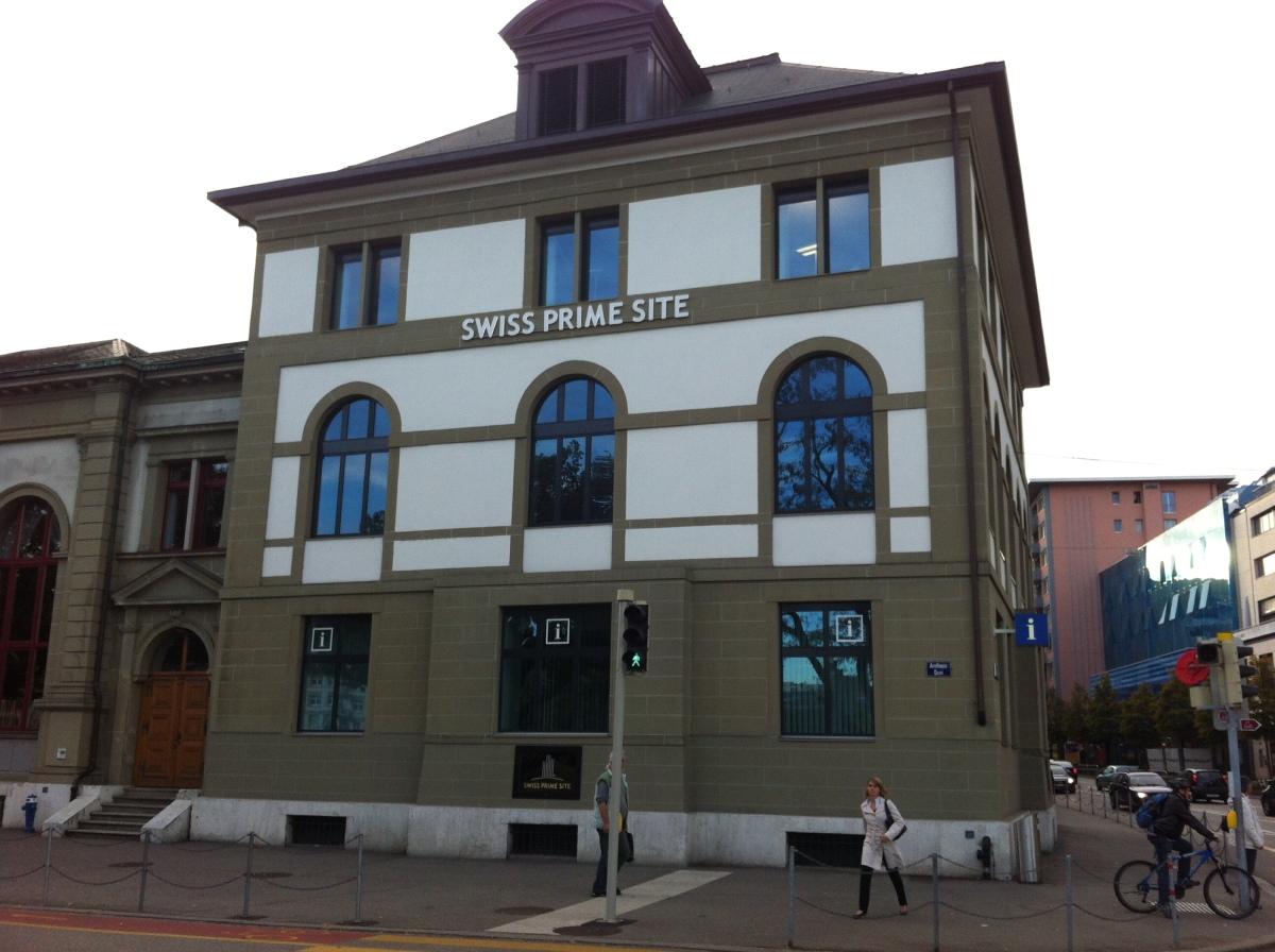 Oltner Swiss Prime Site kauft Grundstück in Stadtentwicklungszone beiGenf