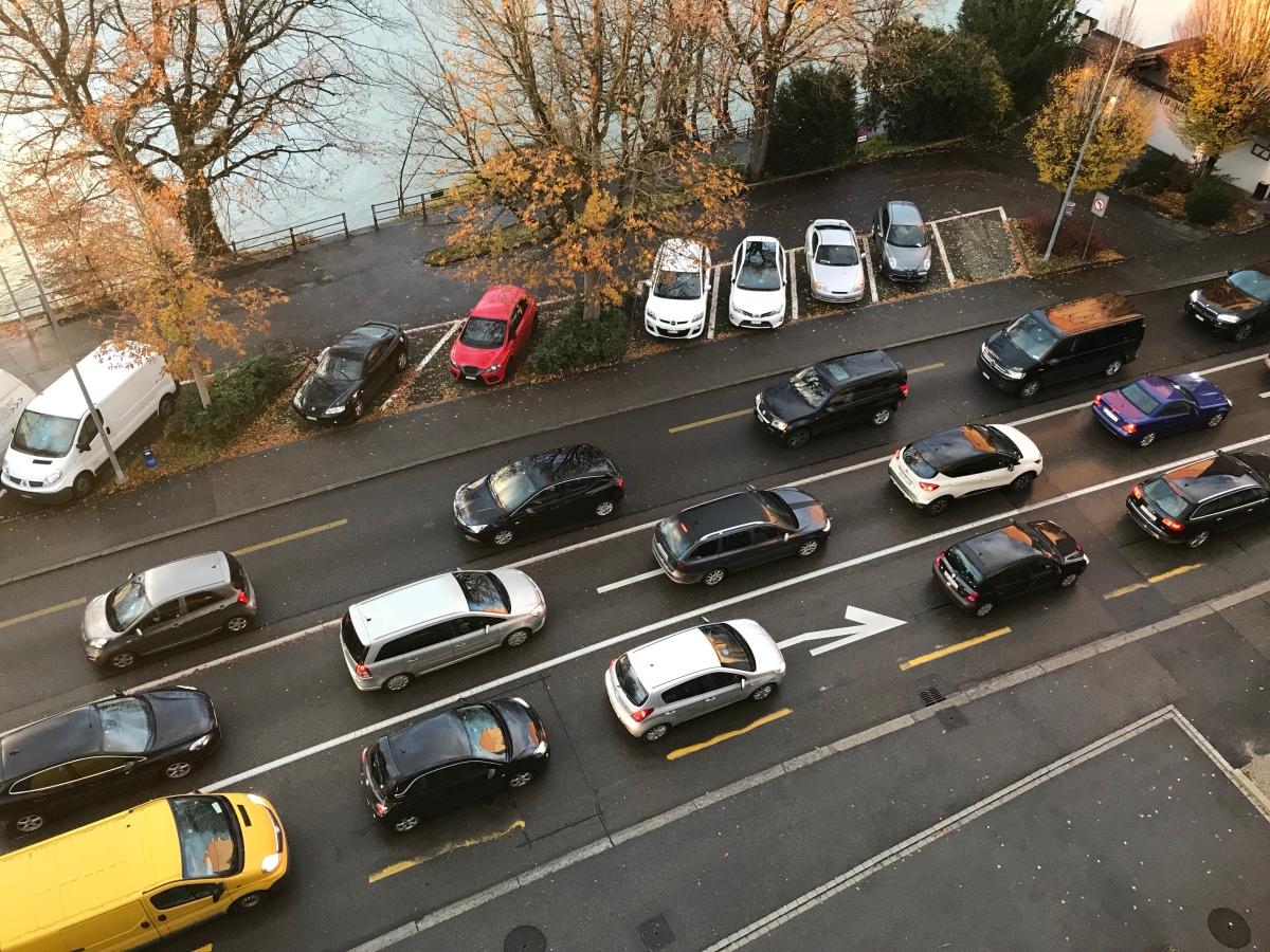 Verkehr in Olten mal kurz neugedacht