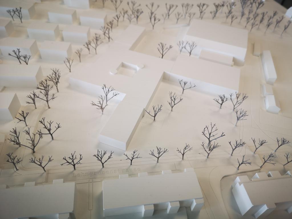 Schulhaus Projekt Kleinholz Olten